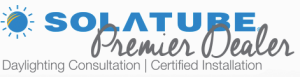 Solatube Premier Dealer logo